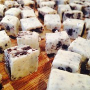 Milchmädchenrechnung – Cookies 'n Cream Fudge