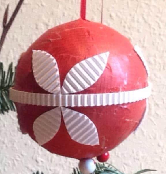 Weihnachtskugeln DIY  und unkaputtbar