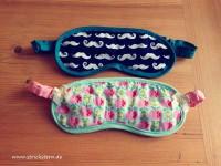 DIY: Schlafmasken nähen
