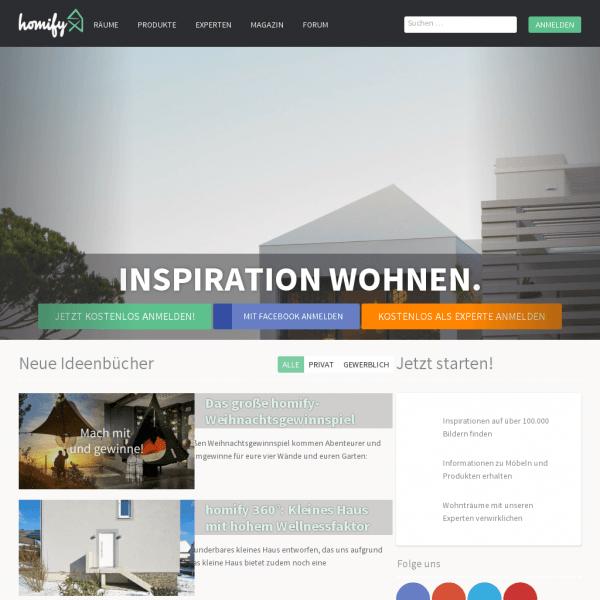 kreativblog homify inspiration wohnen handmade kultur. Black Bedroom Furniture Sets. Home Design Ideas