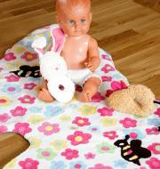 Babydecke selbernähen