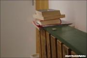 Unser Paletten-Doppelbett: DER SCHLAF IST DOCH DIE KÖSTLICHSTE ERFINDUNG. (H. HEINE)