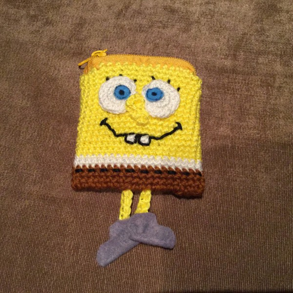 Spongebob Schwammkopf Minibörse