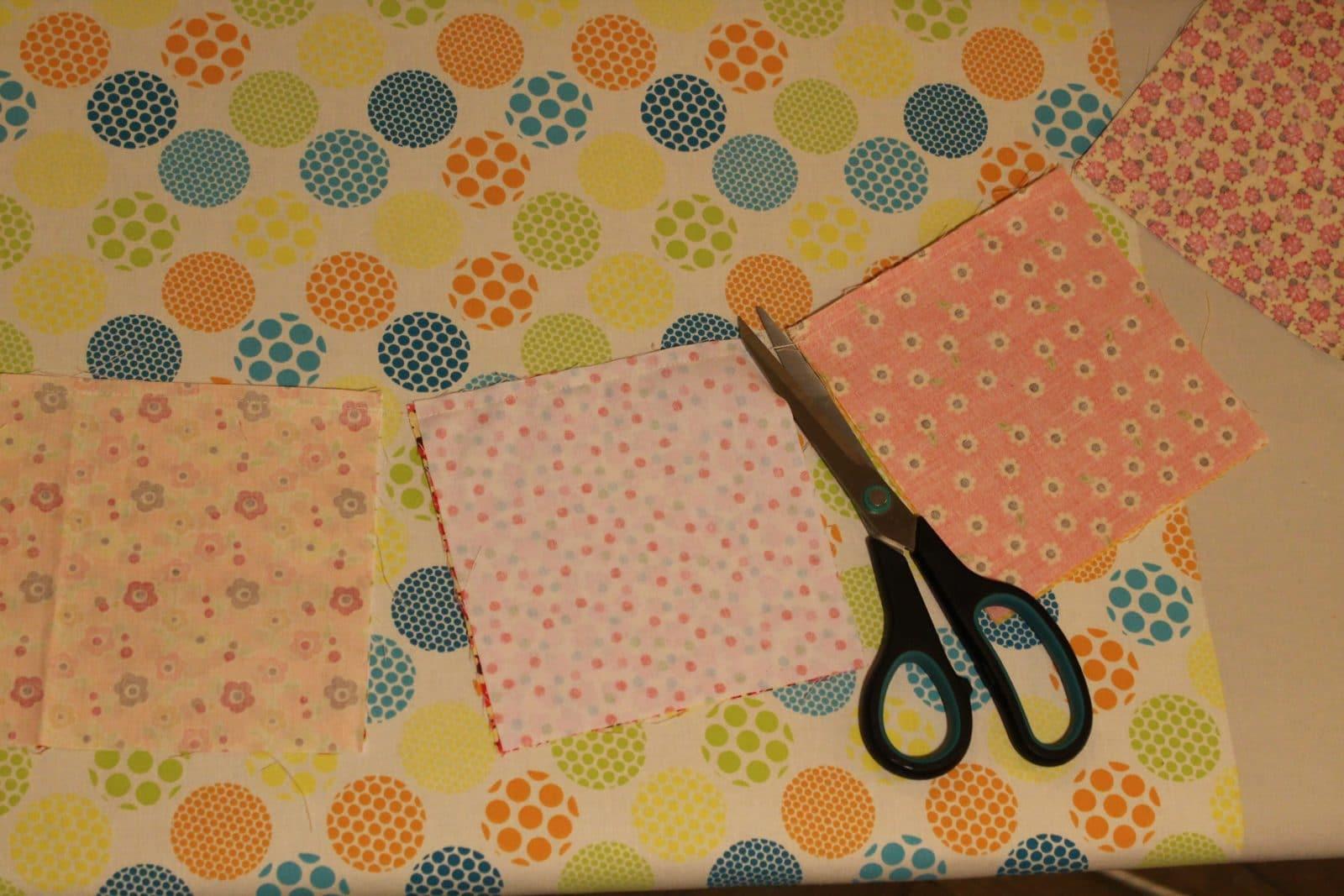 Wie näht man einen Baby-Quilt- Schritt für Schritt? Ein Anfänger ...