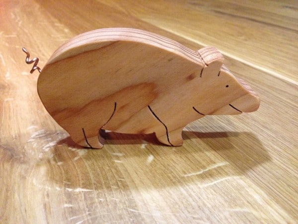 Tolle holztiere aus restst cken s gen handmade kultur for Holz bastelvorlagen kostenlos