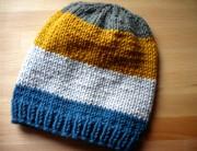 Eine Mütze stricken (Einfach)