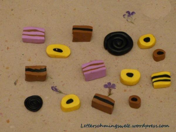 Sussigkeiten Magneten Schlusselanhanger Aus Fimo Handmade Kultur