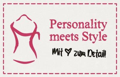 Personality meets Style auf DaWanda!