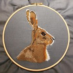 Nähmalen 2.0 - das Tierportrait