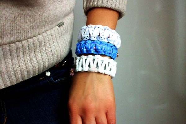 Makramee-Armband DIY
