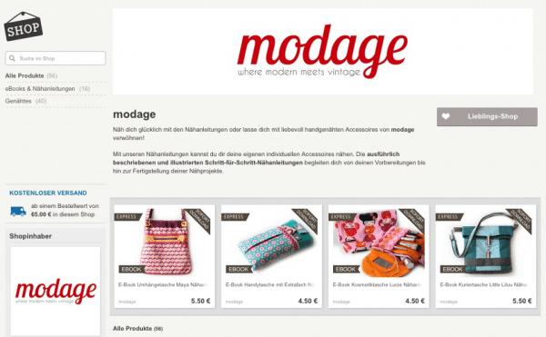 modage ... where modern meets vintage