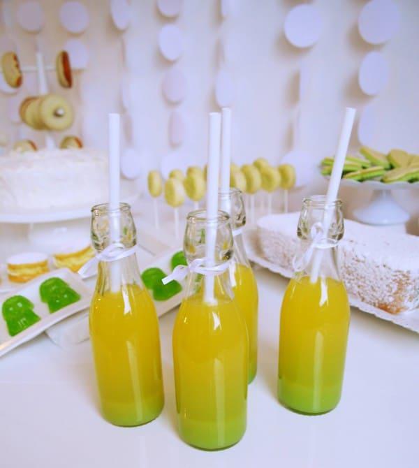 Ananas Minz Kaltgetränk von den [Foodistas]