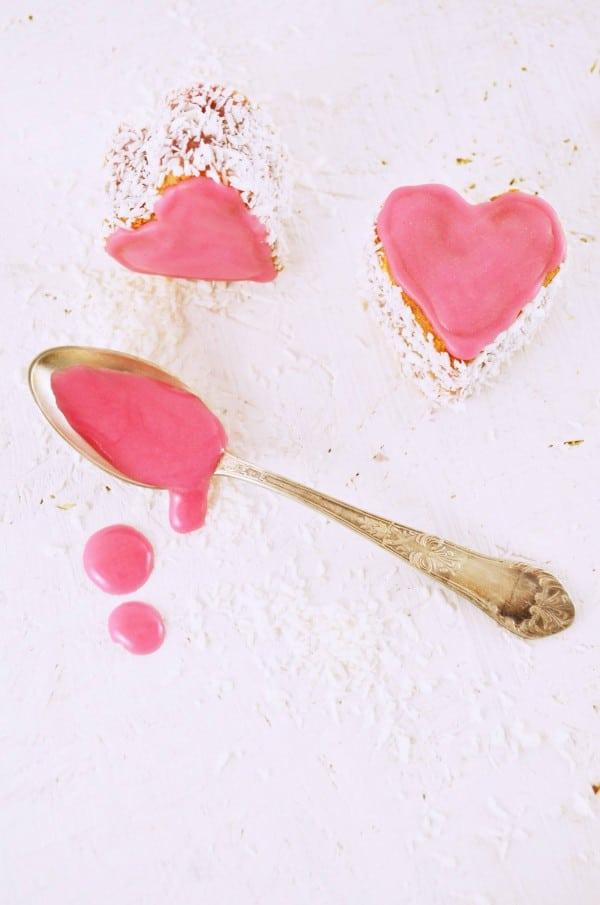 Petit Fours zum Valentintag von den [Foodistas]