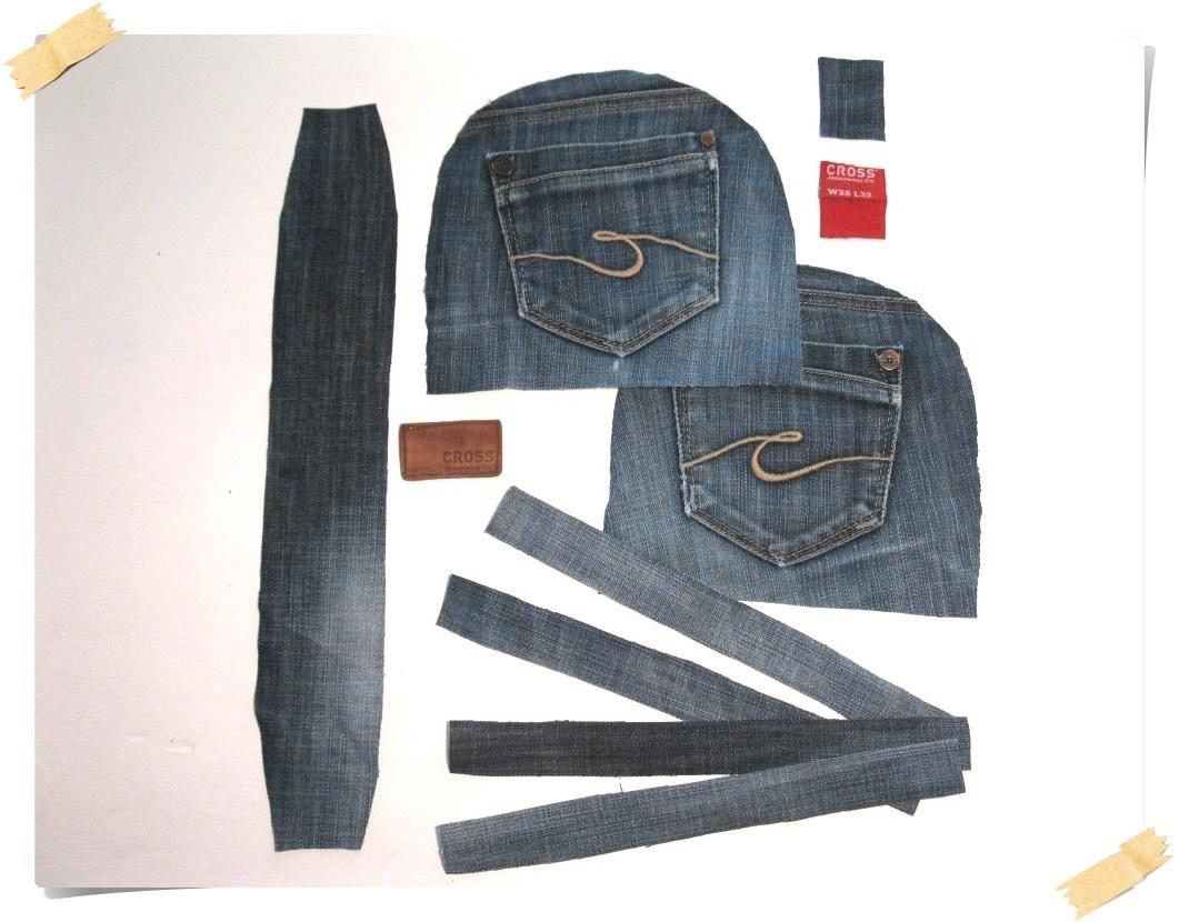 Aus Jeans mach neu! - HANDMADE Kultur