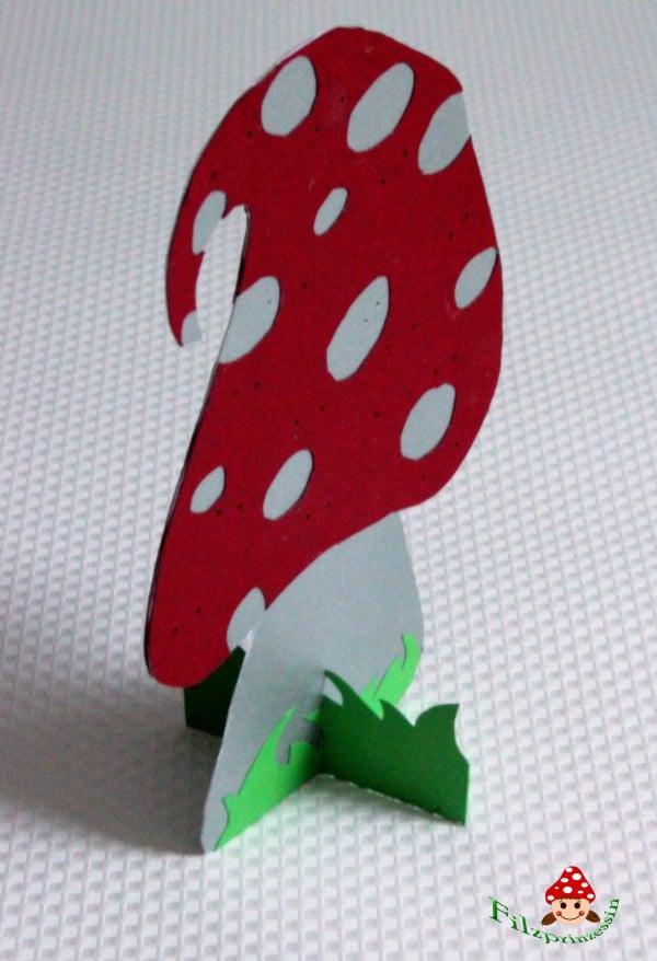 Diy ohrringhalter aus papier handmade kultur - Schmuckhalter basteln ...
