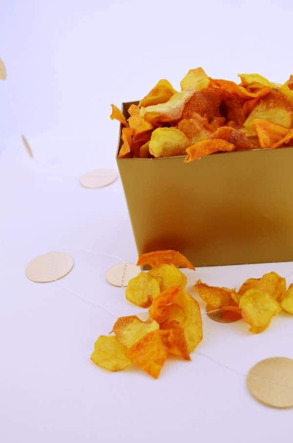 Kartoffelchips mal anderes von den [Foodistas]