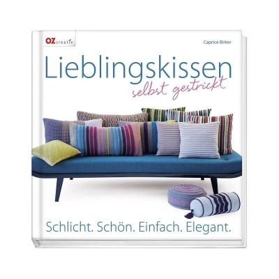 "Buch ""Lieblingskissen selbst gestrickt"" zu gewinnen"
