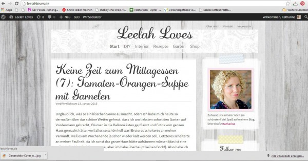 Leelah loves