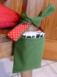 Schniefnasen Rettung ❤ Taschentuchhülle für den Stuhl