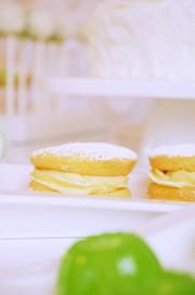 Limetten Buttermilch Whoopies von den [Foodistas]