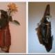 Holz-Vasenhalter