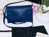 Lederworkshop: Fertige Dir eine zeitgenössische Lederclutch oder kleine Handtasche und lerne dabei Grundlagen der Lederverarbeitung