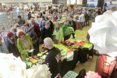 8. Rhein-Main handmade, Design und Kreativmarkt Hofheim 18./19.9.2021