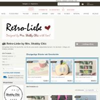 Retro-Liebe - 12 einzigartige Produkte ab € 12.5 bei DaWanda