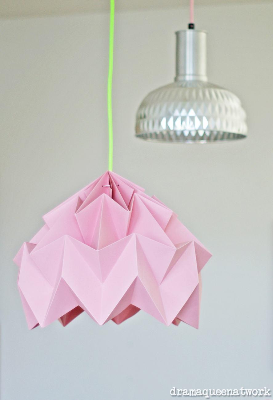Papier mit papier basteln seite 15 von 43 handmade kultur for Raumgestaltung drama