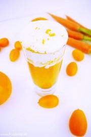 Orangen Smoothie von den [Foodistas]