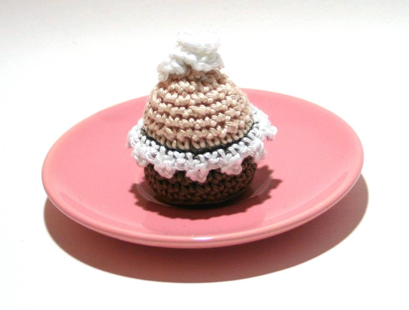 Cupcake Nadelkissen Handmade Kultur