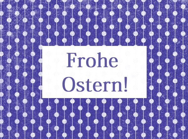 DIY Osterkarten - free printable