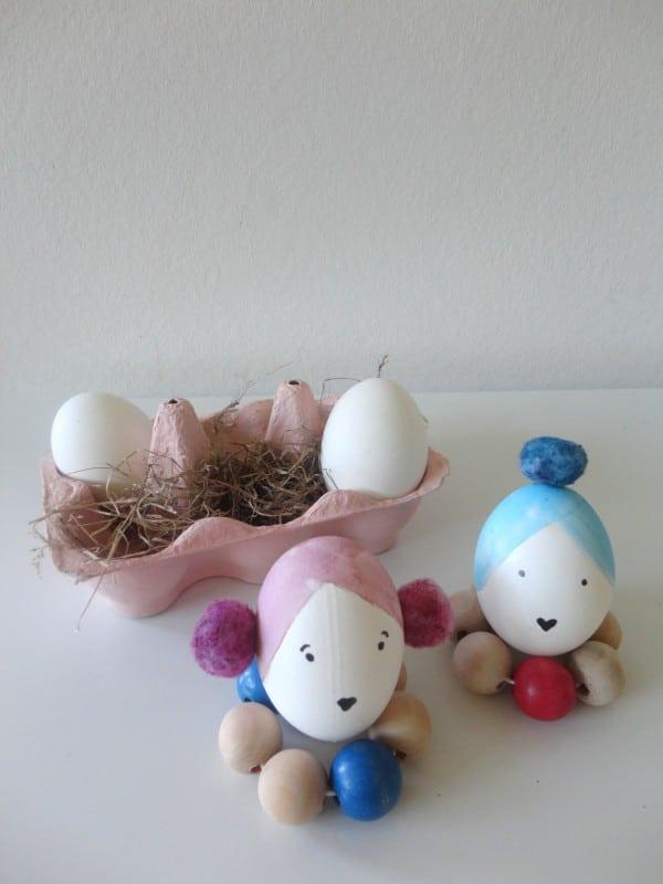 Kleine Eierköppe