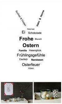 Frohe Ostern - Freebie