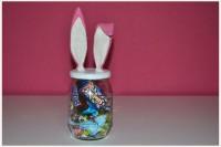 Hasenglas für Ostergeschenke