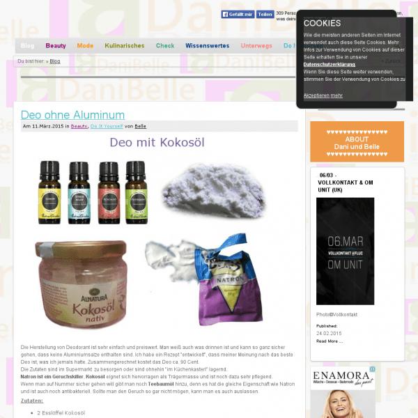 danibelle > Blog