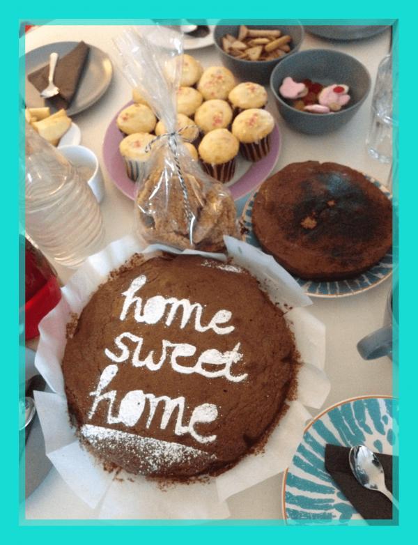 Kuchenschrift: Kuchen versüßen