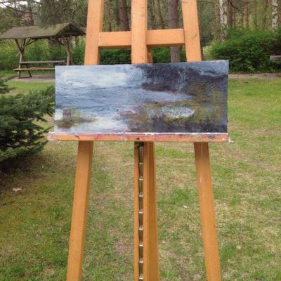 Malkurs Kunstkurs am Plauer See