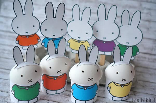 Miffy-Ostern (Printables)