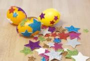 Mit Kindern für Ostern basteln