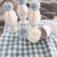 Osterdeko: Eierwärmer stricken