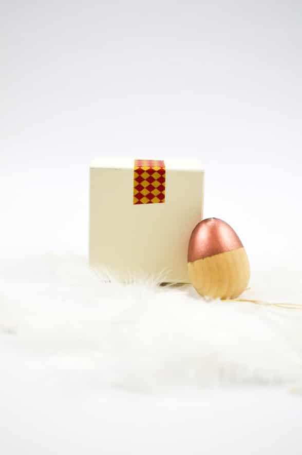 Ostern DIY - Ei in the Box