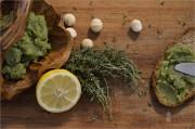Rezept: Macadamia-Zitronen-Pesto