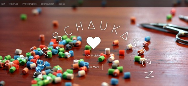 der Schaukasten | DIY Projekte
