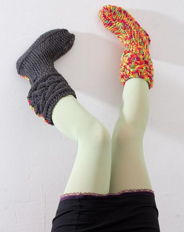 Stulpen Für Die Beine Handmade Kultur