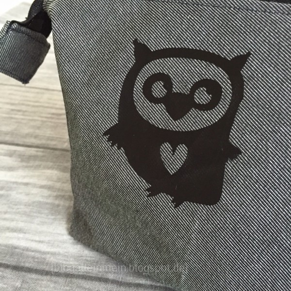 Täschchen OWL LOVE Plotter Freebie