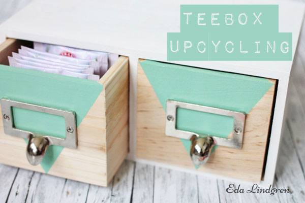 Tee-Box Upcycling