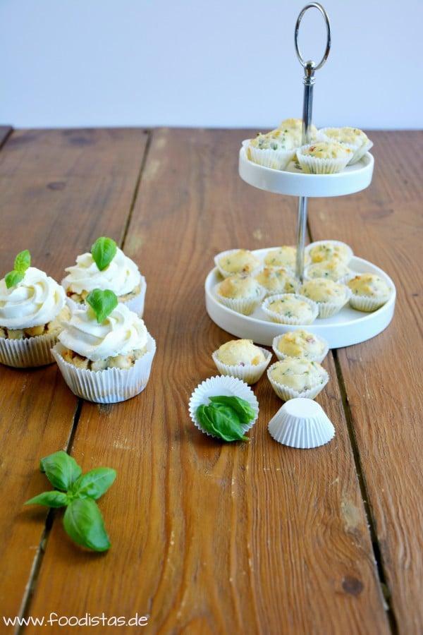 Zweierlei herzhafte Muffins von den [Foodistas]