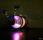 {Upcycling: } Wir basteln uns ein Glühwürmchen