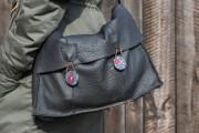 [DIY] Tasche aus Lederresten selber nähen